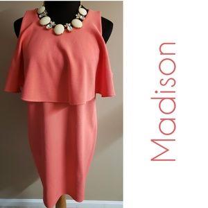Dresses & Skirts - 🆕️ Madison Coral Dress